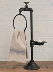 Spigt-Soap-&-Towel-Holder