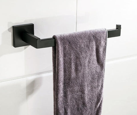 Stainless Steel Single Towel Bar
