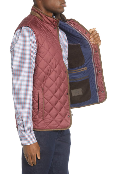 Essex Quilted Traveler Vest