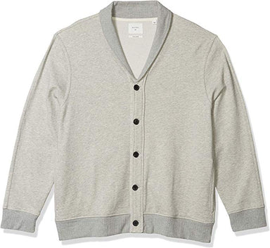 Cotton Cashmere Terry Cardigan