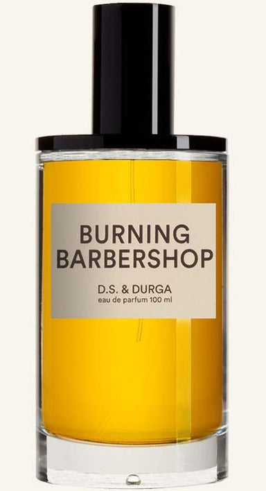 DS & Durga perfume, Burning Barbershop, Spearmint, Lime, Hemlock Spruce, 100ml