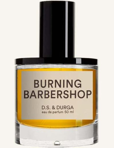 DS & Durga perfume, Burning Barbershop, Spearmint, Lime, Hemlock Spruce, 50ml