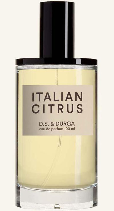 DS & Durga perfume, Italian Citrus, Pressed Lemon, Chinotto, Blood Orange, 100ml