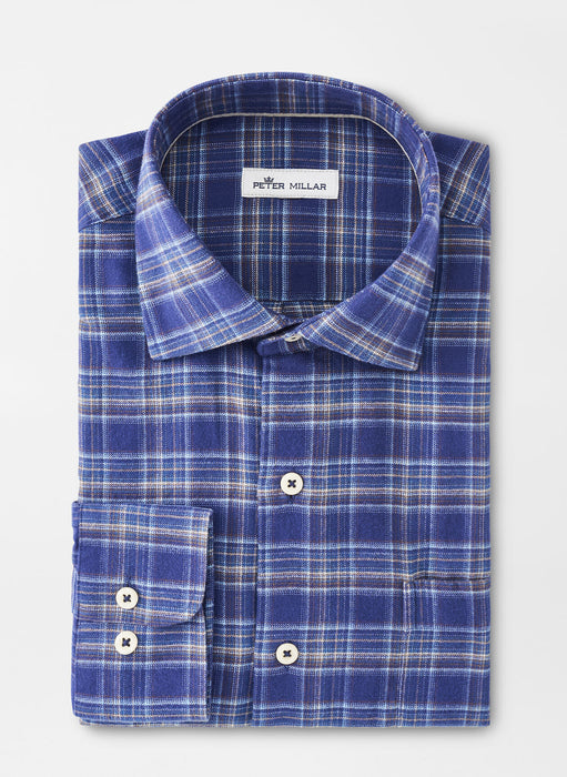 Hugh Flannel Sport Shirt