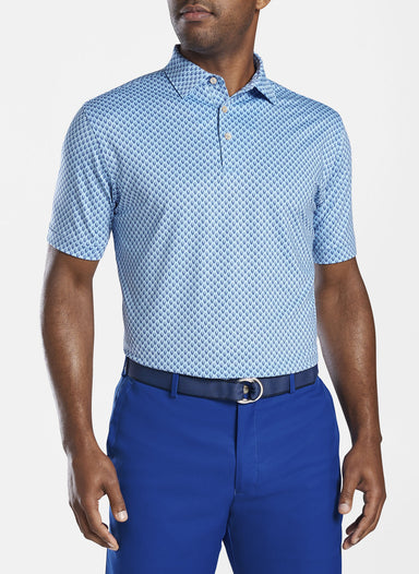 Hudson Performance Jersey Polo