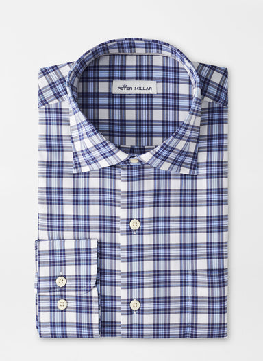 Devon Cotton-Blend Sport Shirt
