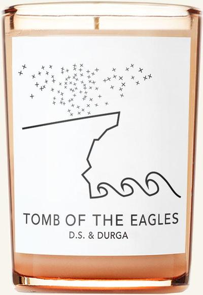 DS Durga Tomb of the Eagles Candle