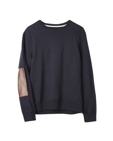 Dover Sweatshirt-Dark Midnight