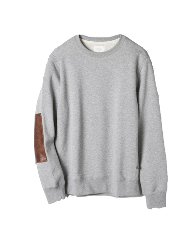 Dover Sweatshirt-Grey