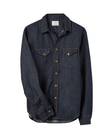 Denim Shirt-Dry
