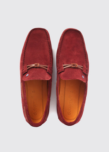 Voyager Deck shoes - Malbec