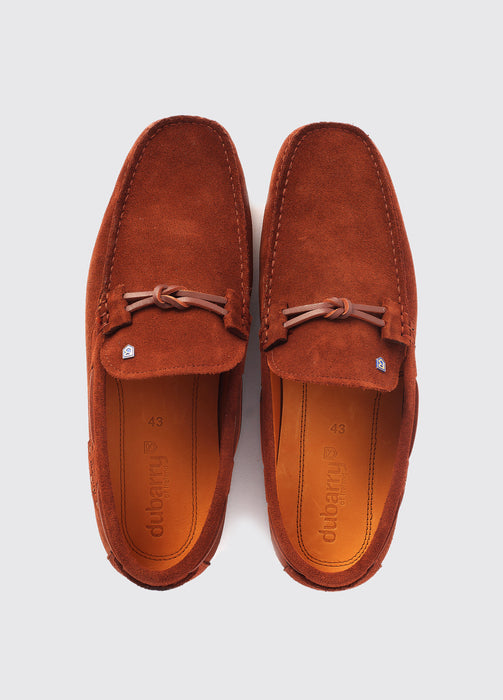 Voyager Deck shoes - Tobacco