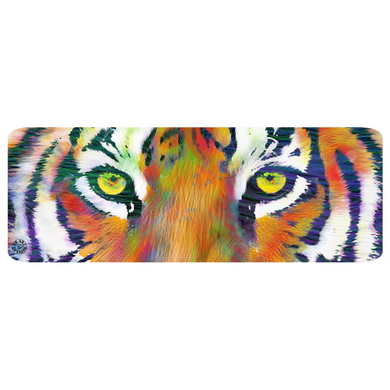 Tiger Eyes Yoga Mat Exercise Mat