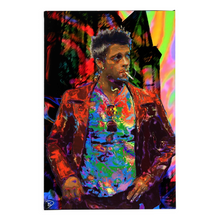 Load image into Gallery viewer, Tyler Durden Canvas Print Fight Club