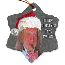Load image into Gallery viewer, Strong Hand Christmas Ornament Scary Movie 2