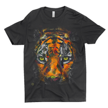 Load image into Gallery viewer, Tiger Eye Unisex T-shirt