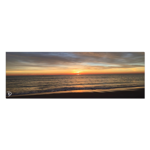 Sunset Canvas Ocean Canvas Art Beach Room Decor Sunrise Print Island Beach State Park