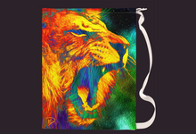 Load image into Gallery viewer, Lion King Laundry Room Decor Lion Laundry Bags Lion Home Decor