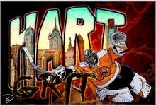 Load image into Gallery viewer, Carter Hart Poster Hockey Gift Man Cave