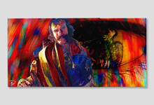 Load image into Gallery viewer, Bill The Butcher Canvas Gangs of New York Wall Art