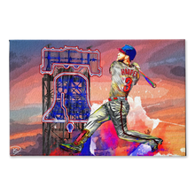 Load image into Gallery viewer, Bryce Harper Canvas Man Cave Wall Art