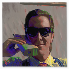 Load image into Gallery viewer, American Psycho Canvas Wall Art