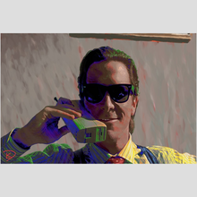 Load image into Gallery viewer, American Psycho Poster Movie Wall Art