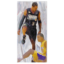Load image into Gallery viewer, Allen Iverson Beach Towel