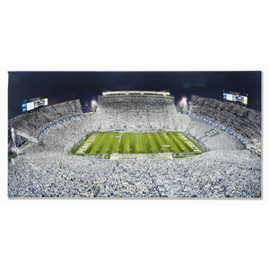 Beaver Stadium Canvas Print Penn State Decor