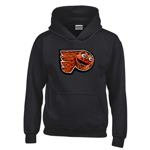 Gritty Youth Hoodies Hockey Gift Kids Gritty Shirt Gritty