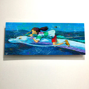 Spirited Away Aluminum Prints