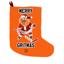 Load image into Gallery viewer, Gritty Christmas Stocking