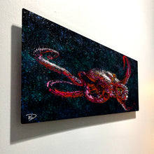 "Load image into Gallery viewer, Octopus Aluminum Print Octopus Wall Art ""Adaptation"""