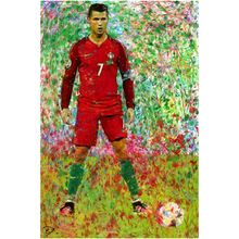 Load image into Gallery viewer, Cristiano Ronaldo Poster