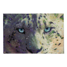 Load image into Gallery viewer, Snow Leopard Canvas Print