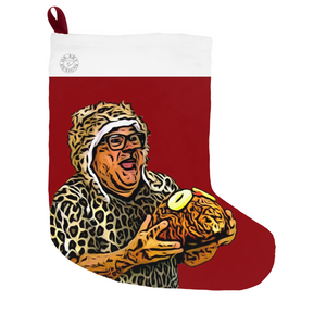 Danny Devito Christmas Stocking