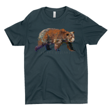 Load image into Gallery viewer, Grizzly Bear Unisex T-Shirt