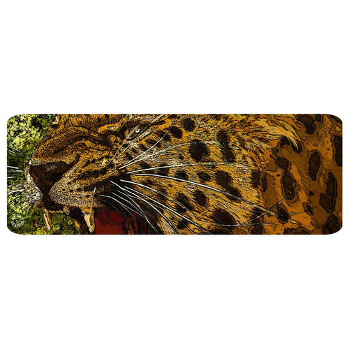 Jaguar Yoga Mat Exercise Mat