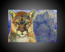 Load image into Gallery viewer, Nittany Lion Canvas Print Penn State Decor