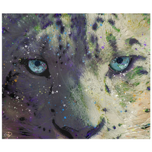 Load image into Gallery viewer, Snow Leopard Tapestry