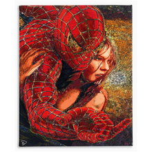Load image into Gallery viewer, Spider Man Canvas Print Spiderman Wall Art