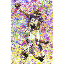 Load image into Gallery viewer, Randy Moss Poster Man Cave Art