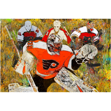 Load image into Gallery viewer, Carter Hart Poster Man Cave Art