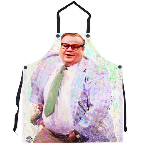 Chris Farley Kitchen Apron