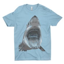 Load image into Gallery viewer, Great White Shark Unisex T-Shirt