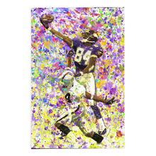 Load image into Gallery viewer, Randy Moss Canvas Print