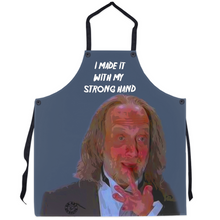 Load image into Gallery viewer, Strong Hand Kitchen Apron Scary Movie 2