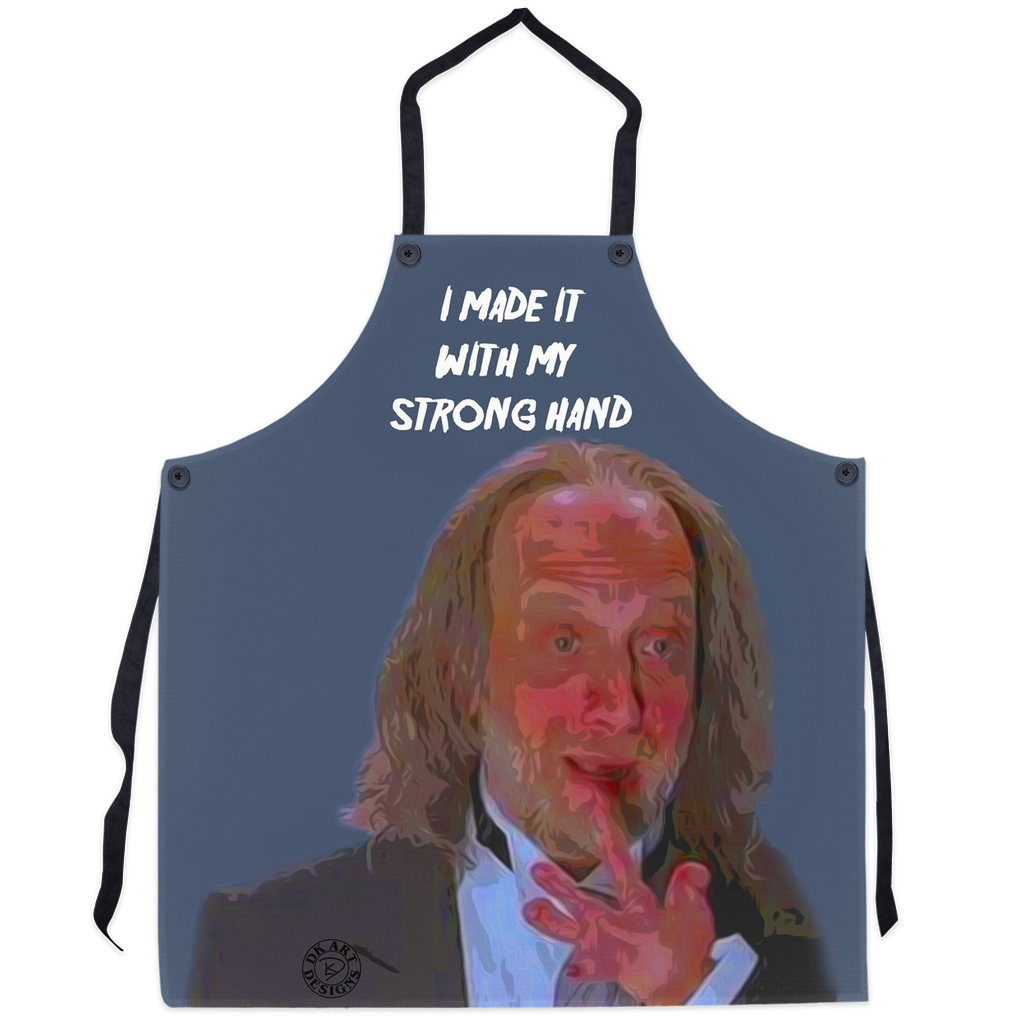 Strong Hand Kitchen Apron Scary Movie 2