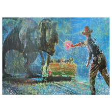 Load image into Gallery viewer, Jurassic Park Tapestry