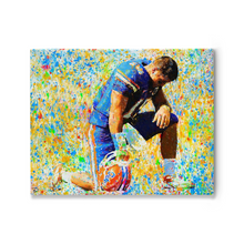 Load image into Gallery viewer, Tim Tebow Canvas Print - ALL Proceeds Donated to Tim Tebow Foundation